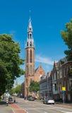 Dutch church Royalty Free Stock Image