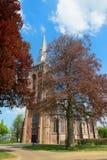Dutch churchtower Royalty Free Stock Photo