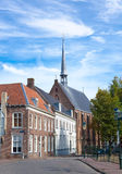 Dutch city center Royalty Free Stock Images