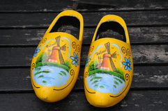 Dutch clogs Stock Images