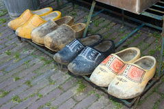 Dutch clogs Royalty Free Stock Photos