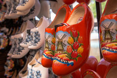 Free Dutch Clogs Stock Photography - 41618912