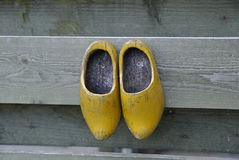 Dutch clogs Royalty Free Stock Images