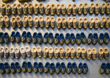 Dutch clogs souvenirs Royalty Free Stock Image