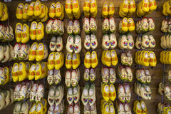 Dutch clogs Royalty Free Stock Image