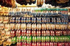 Dutch clogs stock images