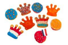 Dutch cookies Stock Photography