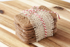 Dutch Cookies Stock Photos