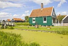 Dutch countryside Stock Photo