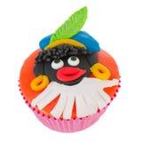 Dutch cupcake Stock Photography