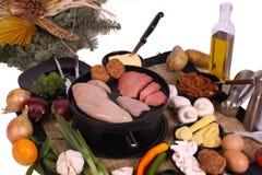 Dutch do la do al do gourmet Foto de Stock Royalty Free