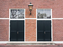 Dutch Door Design Stock Images