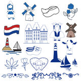 Dutch elements Stock Photo