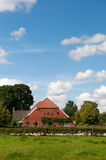 Dutch farm house Stock Photography