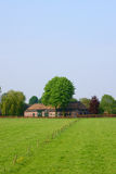 Dutch farmhouse Stock Photo
