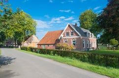 Dutch farmhouse Royalty Free Stock Photos