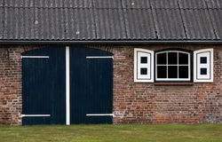 Dutch farmhouse Stock Images