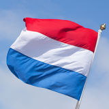 The dutch flag Royalty Free Stock Images