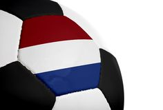Dutch Flag - Football Stock Photos