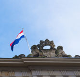 Dutch flag Stock Photos