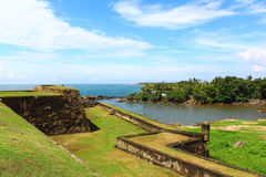 Dutch Fort Galle Stock Photography