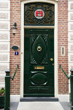 Dutch front door Stock Photography