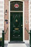 Dutch front door Stock Photography