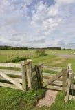 Dutch Gate Royalty Free Stock Photos