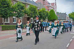 The Dutch Guild St. Antonius Abt Royalty Free Stock Photos