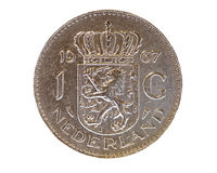 Dutch guilder Stock Photo