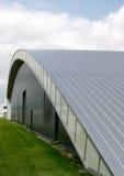 Dutch hangar Stock Images