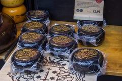 Dutch Harlem Cheese Royalty Free Stock Photo
