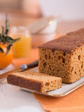 Dutch honeycake Stock Photo