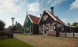 Dutch house Stock Images