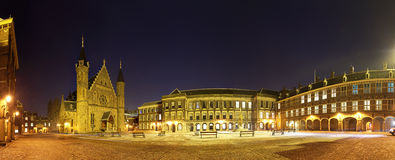 Dutch house of parliaments Royalty Free Stock Photography