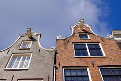 Dutch houses Stock Images