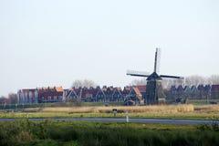 Dutch housing development Stock Images