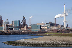 Dutch industry Stock Photography