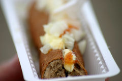 Dutch junk food Stock Images
