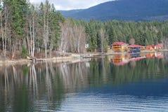 Dutch Lake BC. Dutch Lake Near Clearwater BC Royalty Free Stock Photos