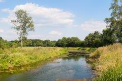 Dutch landscape Stock Photography
