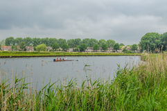 Dutch Landscapes - Baarn - Utrecht Stock Photos