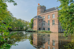 Dutch Landscapes - Loenersloot - Utrecht Stock Photography