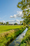 Dutch Landscapes - Maurik - Gelderland Royalty Free Stock Photos