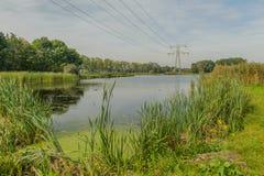 Dutch landscapes Stock Photo