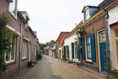 Dutch lane Royalty Free Stock Photography