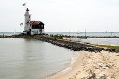Dutch lighthouse Royalty Free Stock Photography