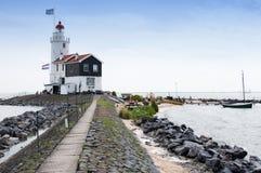 Dutch lighthouse Stock Photo