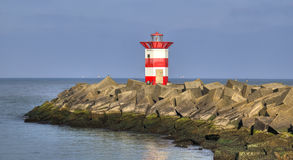 Dutch Lighthouse Stock Photo