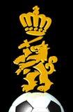 Dutch lion Stock Photography